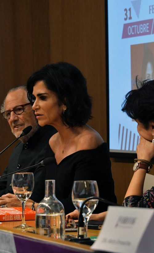 Intervención de Lydia Cacho