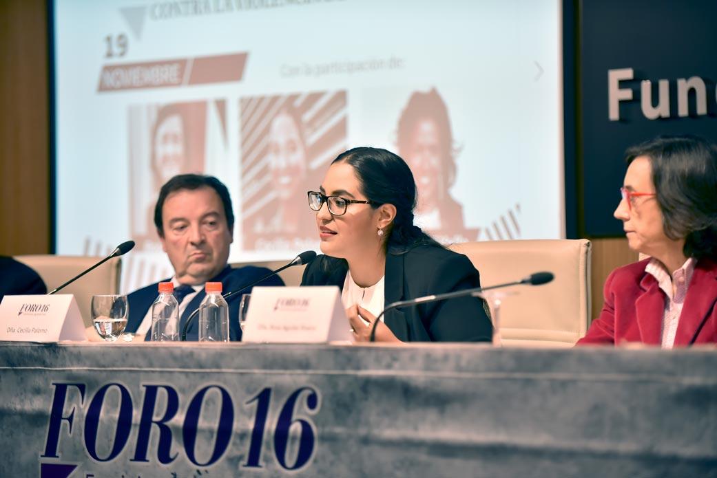 """Foro16 Feminismo: """"La justicia permite la impunidad de los maltratadores"""""""