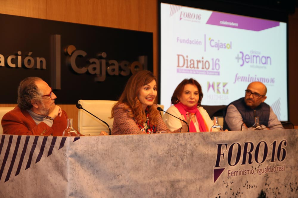 Tercer encuentro con la participación de Lucía Avilés y Ángeles Sepúlveda
