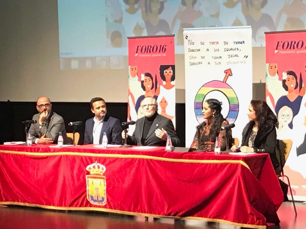 Foro16 elige el histórico municipio de Las Cabezas de San Juan para defender la fuerza del feminismo en tiempos de regresión