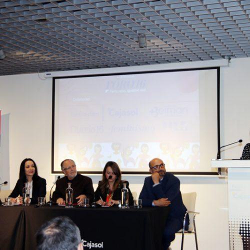 Discurso de bienvenida de la alcaldesa de Córdoba, la socialista Isabel Ambrosio